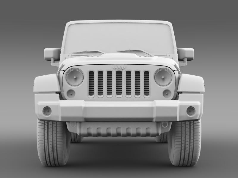 jeep wrangler polar 2014 3d model 3ds max fbx c4d lwo ma mb hrc xsi obj 160336