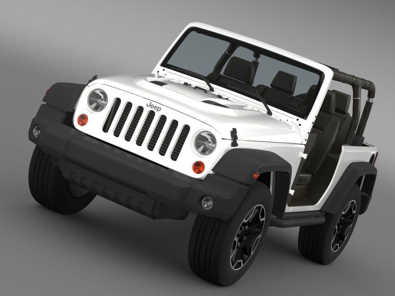 jeep wrangler rubicon 10th évforduló 2014 3d modell 3ds max fbx c4 lwo ma mb hrc xsi obj 164827