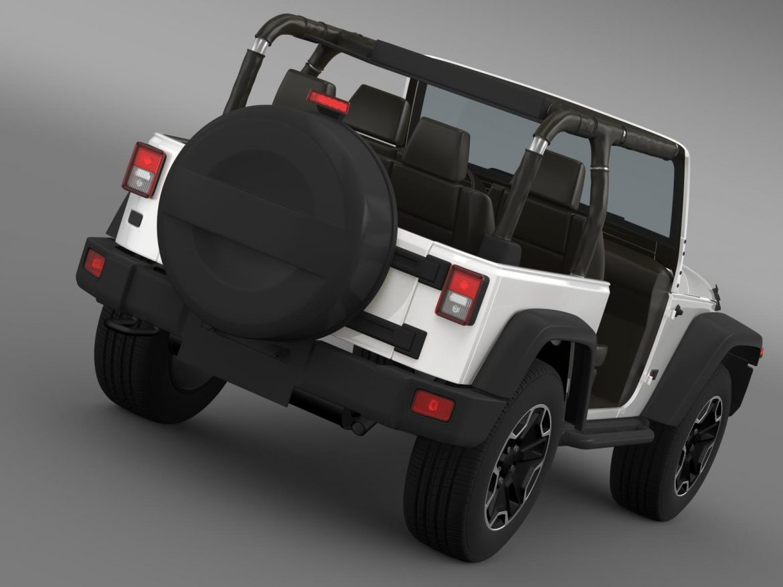 jeep wrangler rubicon 10th évforduló 2014 3d modell 3ds max fbx c4 lwo ma mb hrc xsi obj 164828