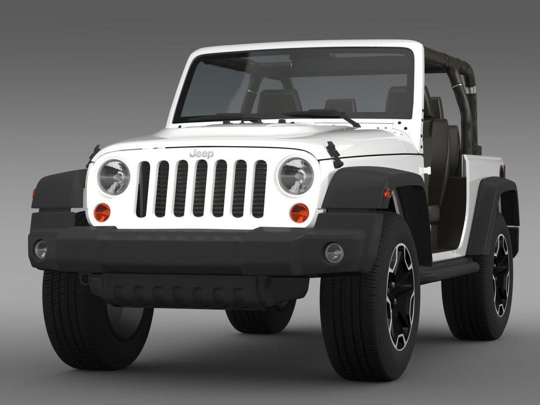 jeep wrangler rubicon 10th évforduló 2014 3d modell 3ds max fbx c4 lwo ma mb hrc xsi obj 164829
