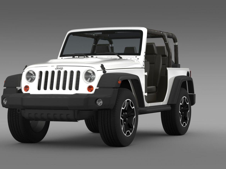 jeep wrangler rubicon 10th évforduló 2014 3d modell 3ds max fbx c4 lwo ma mb hrc xsi obj 164830