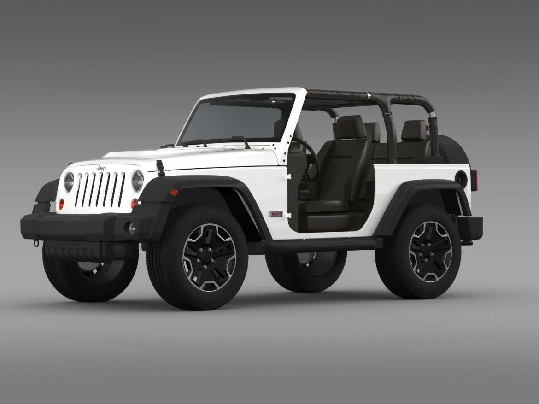 jeep wrangler rubicon 10th évforduló 2014 3d modell 3ds max fbx c4 lwo ma mb hrc xsi obj 164831