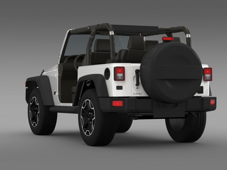jeep wrangler rubicon 10th évforduló 2014 3d modell 3ds max fbx c4 lwo ma mb hrc xsi obj 164834
