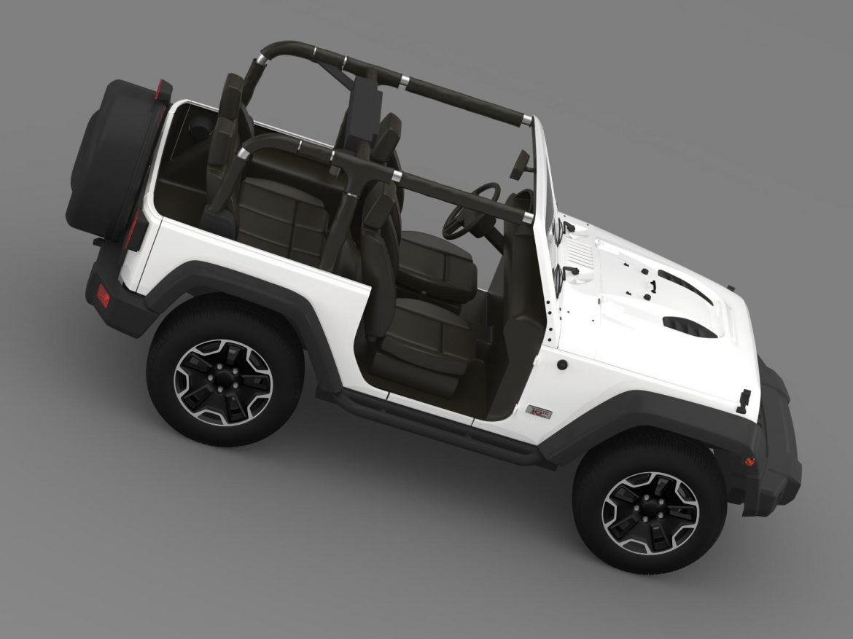 jeep wrangler rubicon 10th évforduló 2014 3d modell 3ds max fbx c4 lwo ma mb hrc xsi obj 164837