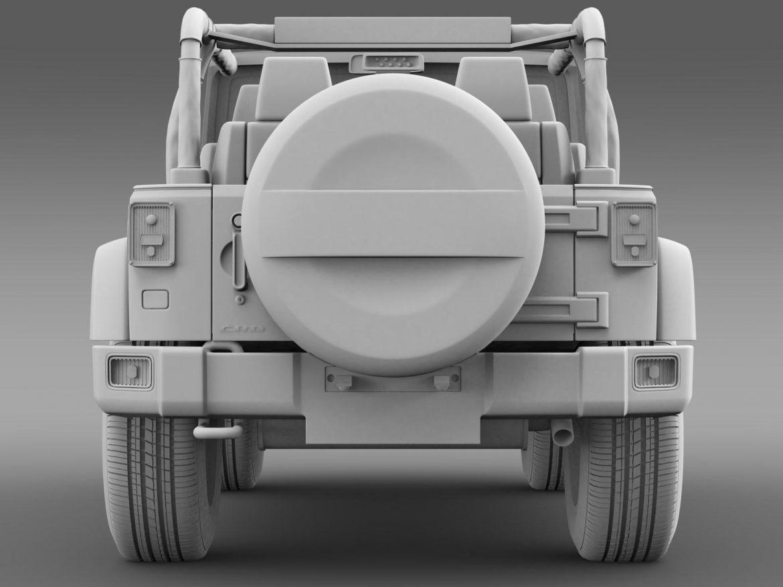 jeep wrangler rubicon 10th évforduló 2014 3d modell 3ds max fbx c4 lwo ma mb hrc xsi obj 164840