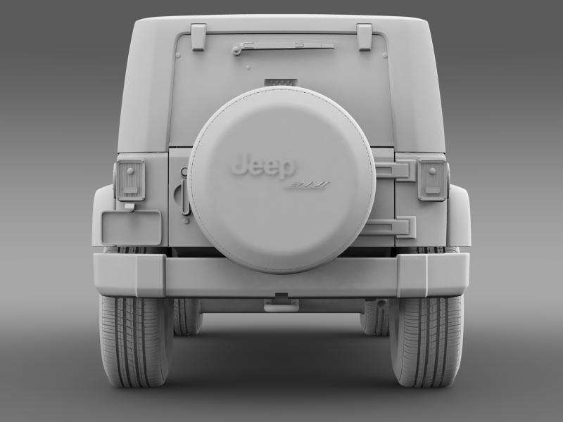 jeep wrangler unlimited envi 3d model 3ds max fbx c4d lwo ma mb hrc xsi obj 160283