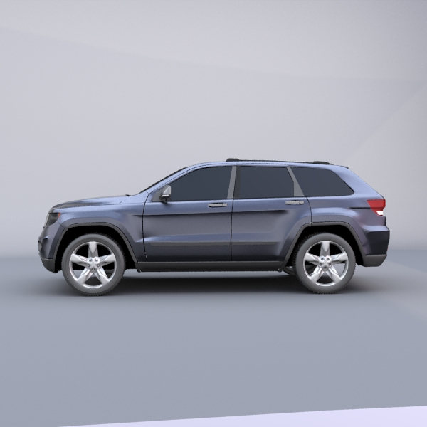 jeep grand cherokee 2011 3d model buy jeep grand cherokee 2011 3d model flatpyramid. Black Bedroom Furniture Sets. Home Design Ideas