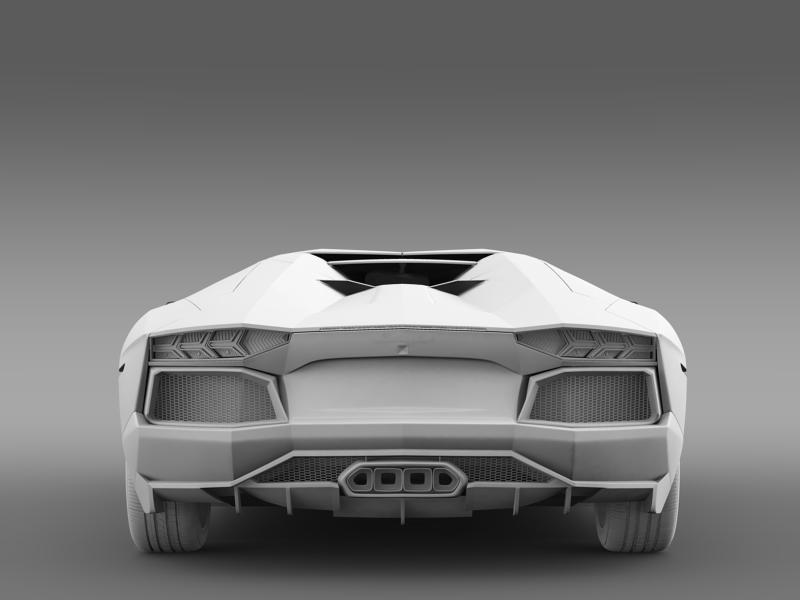 lamborghini aventador lp 700 4 roadster 3d model 3ds max fbx c4d lwo ma mb hrc xsi obj 160671