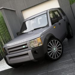 Land Rover Discovery LR3 ( 601.53KB jpg by mostudios )