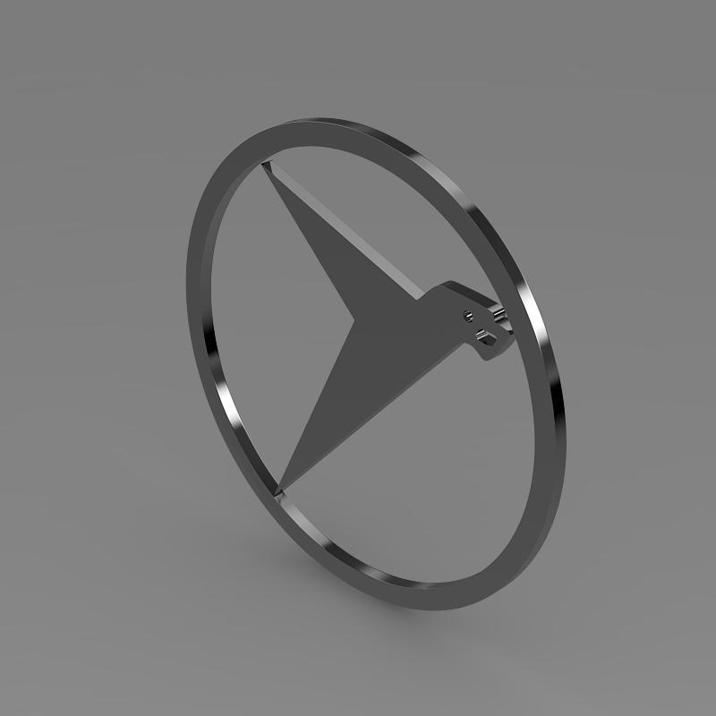 messerschmitt logo 3d model 3ds max fbx c4d lwo ma mb hrc xsi obj 162761