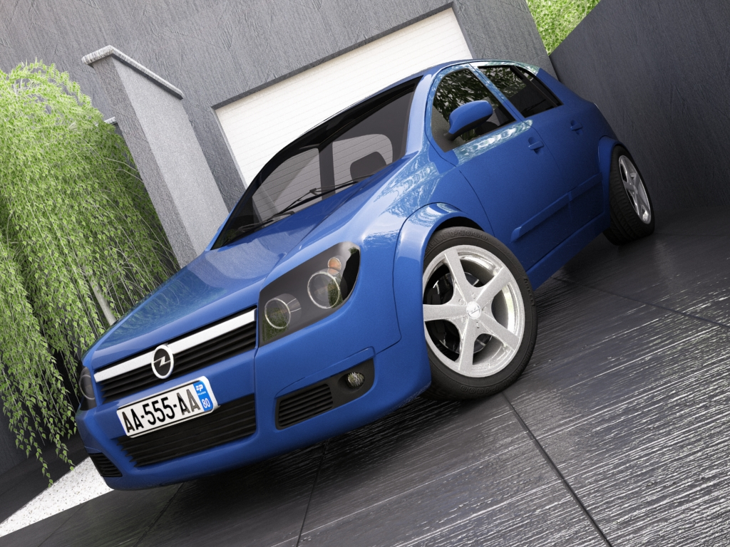 opel astra h 3d model 3ds max dxf jpeg jpg texture obj other 122653