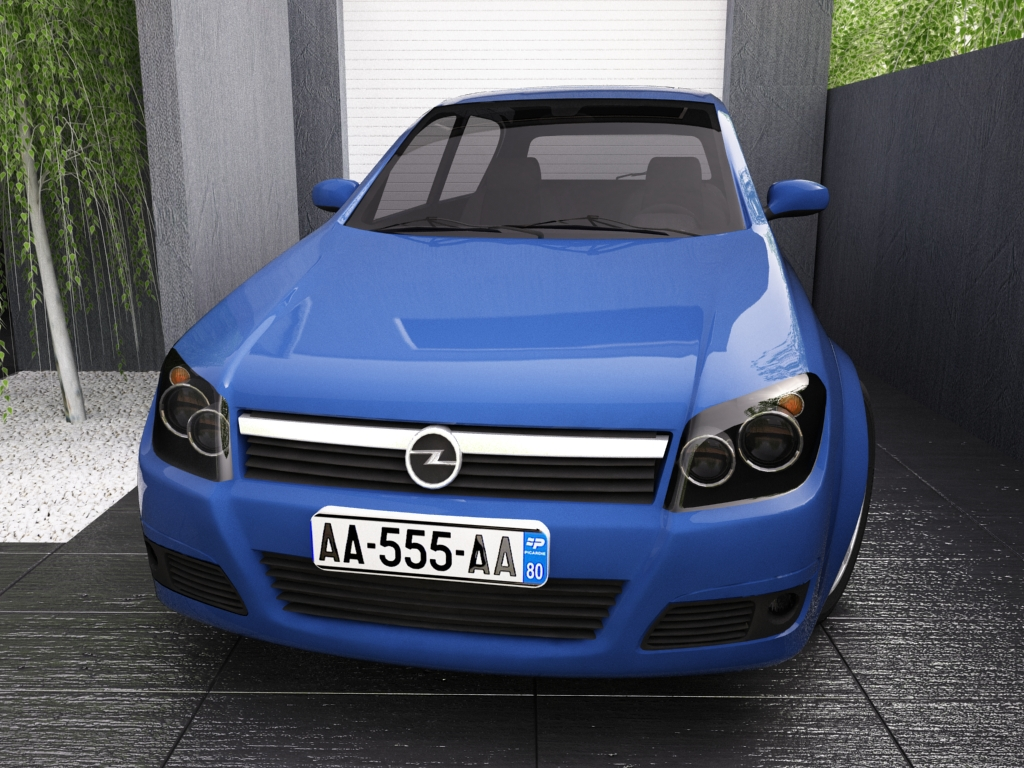 opel astra h 3d model 3ds max dxf jpeg jpg texture obj other 122656