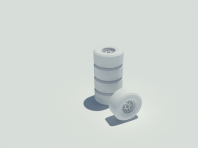 pirelli f1 tyre 3d model 3ds max dxf w3d obj 119592