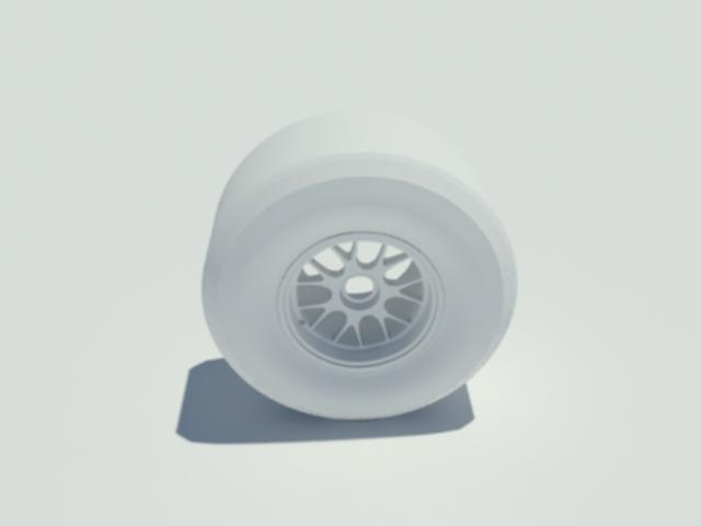 pirelli f1 tyre 3d model 3ds max dxf w3d obj 119594