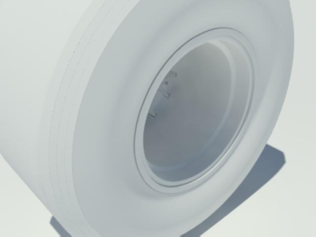 pirelli f1 tyre 3d model 3ds max dxf w3d obj 119597