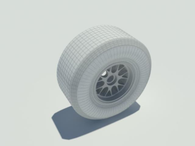 pirelli f1 tyre 3d model 3ds max dxf w3d obj 119600