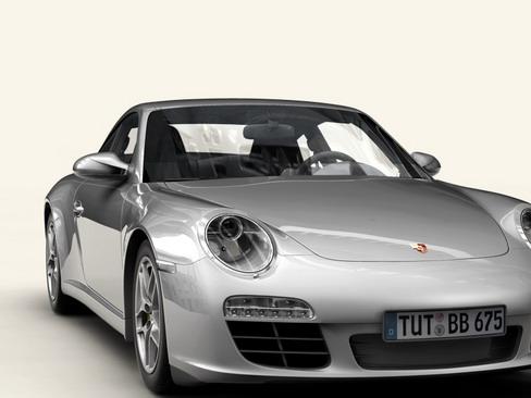 porsche 911 carrera 4s 3d model 3ds max c4d lwo ma mb obj 127833