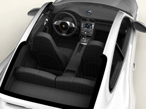 porsche 911 carrera 4s 3d model 3ds max c4d lwo ma mb obj 127835