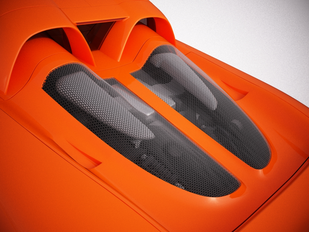 porsche carrera gt 3d model 3ds max bmp jpeg jpg texture obj other 121290