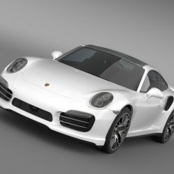 Porsche 911 Turbo S 2013 ( 33.08KB jpg by CREATOR_3D )