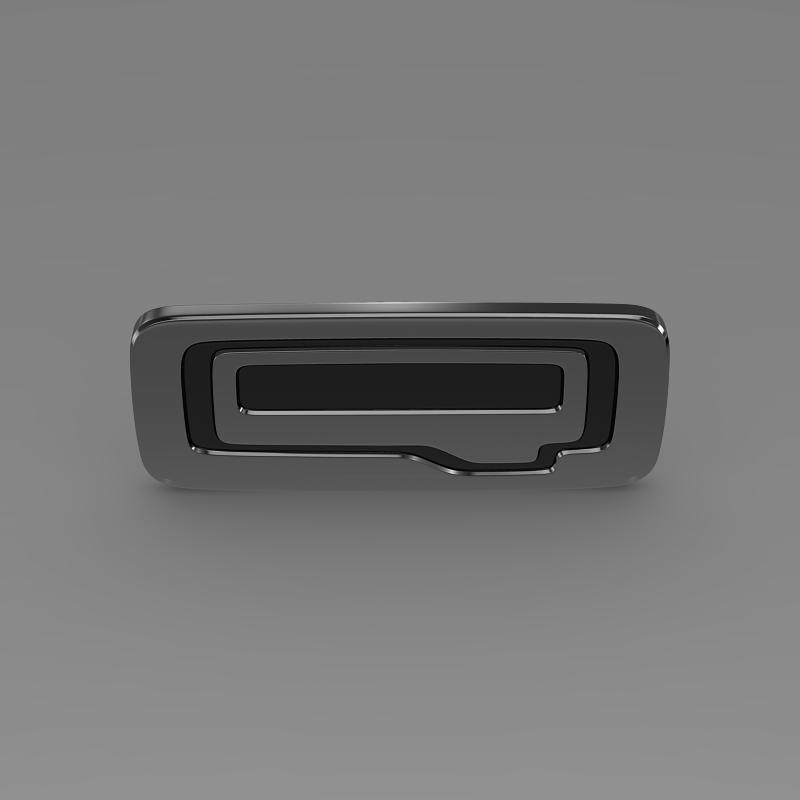 qoros logo 3d model 3ds max fbx c4d lwo ma mb hrc xsi obj 162769
