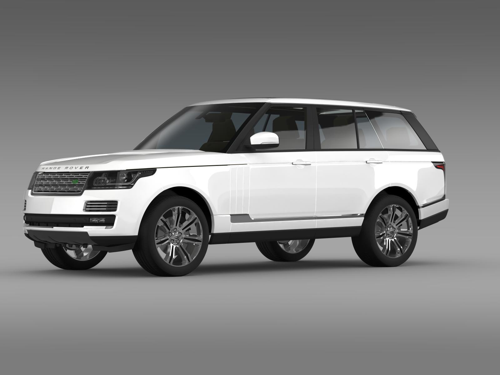 range rover autobiography black l405 2014 3d model 3ds max fbx c4d lwo ma mb hrc xsi obj 162012