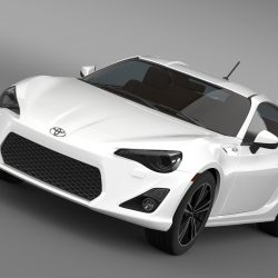 Toyota 86 GT Limited 2012 ( 109.88KB jpg by CREATOR_3D )