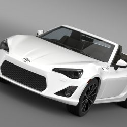 Toyota FT 86 Open Concept 2013 ( 109.35KB jpg by CREATOR_3D )