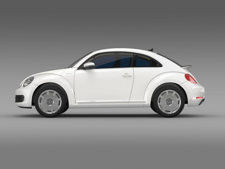 vw i beetle 2015 3d model 3ds max fbx c4d lwo ma mb hrc xsi obj 153279
