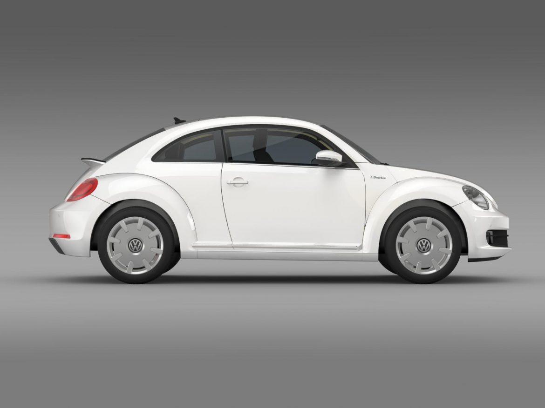 vw i beetle 2015 3d model 3ds max fbx c4d lwo ma mb hrc xsi obj 153285