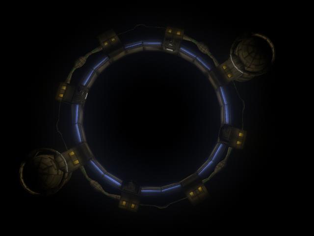 gorsaf porth wormhole model 3d ma mb 160748