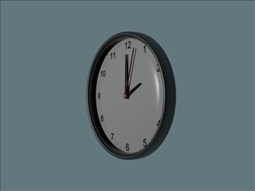 Ханын цаг 3d загвар 3ds fbx холигч obj 110339