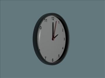 Ханын цаг 3d загвар 3ds fbx холигч obj 110340