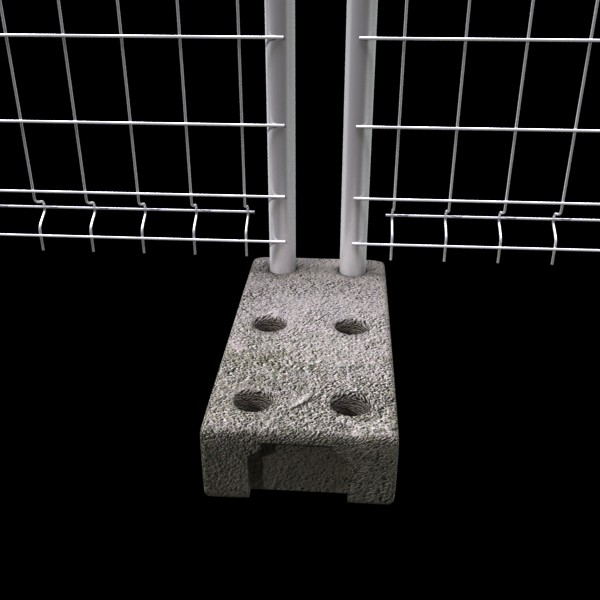 fence 02 – high detailed 3d model max fbx obj 131483