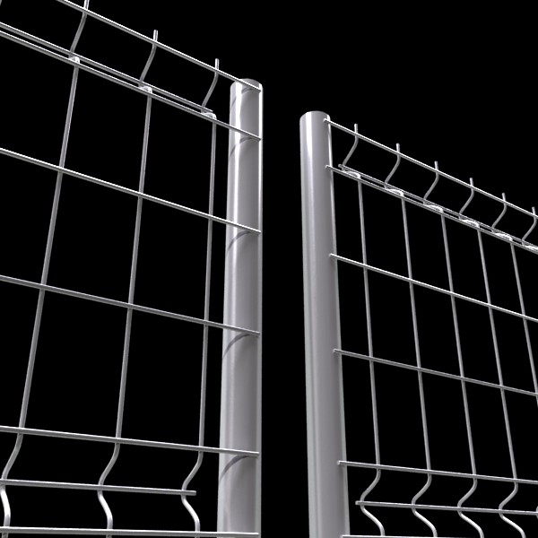 fence 02 – high detailed 3d model max fbx obj 131484