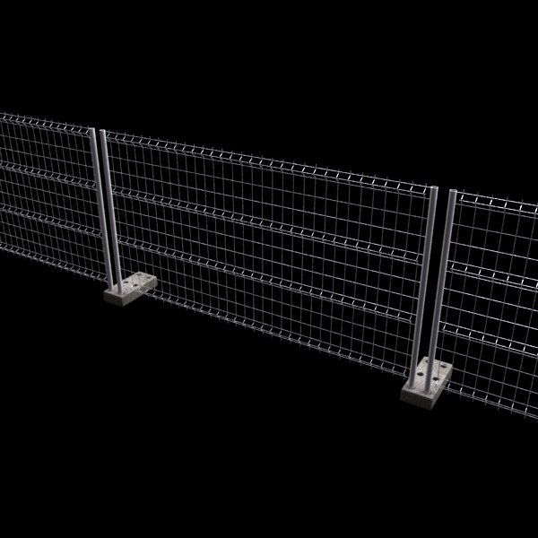 fence 02 – high detailed 3d model max fbx obj 131486