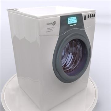 veļas mašīna 3d modelis 3ds max obj 85401
