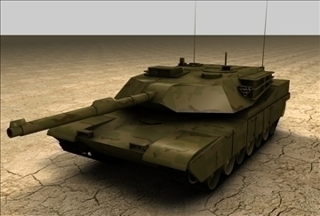 tank 3d model 3ds c4d texture 109291