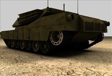 tank 3d model 3ds c4d texture 109292