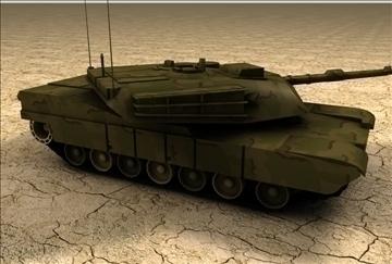 tank 3d model 3ds c4d texture 109293