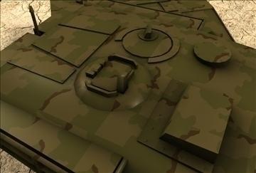 tank 3d model 3ds c4d texture 109294
