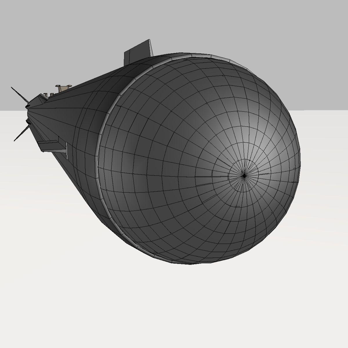 a-darter havadan havaya mərmi 3d modeli 3ds dxf cob x obj 151892
