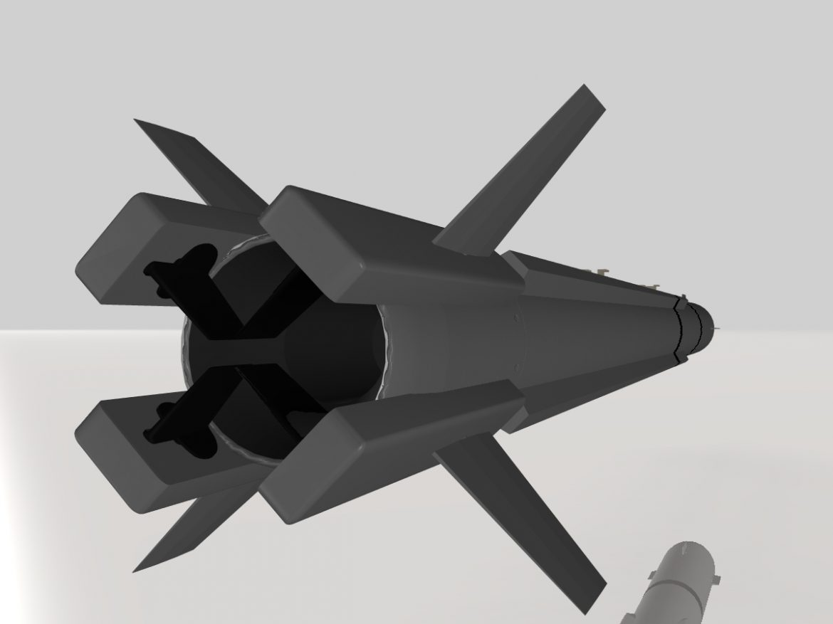 A-Darter Air-to-Air Missile ( 183.6KB jpg by VisualMotion )