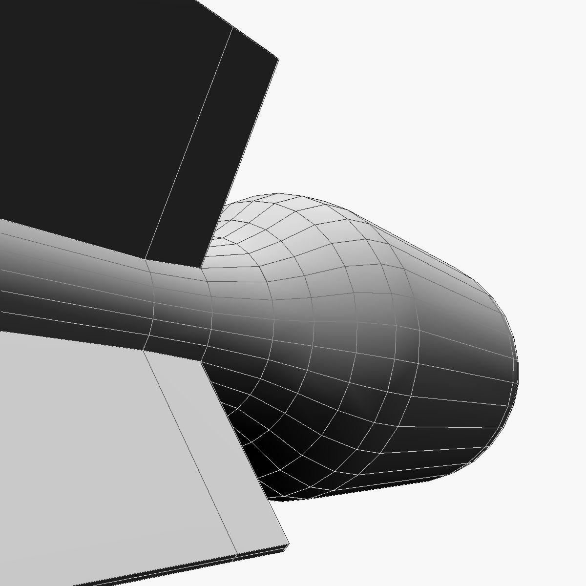 бөмбөг, аз жаргалын загвар 3d загвар 3ds dxf fbx холимог cob dae x obj 162678