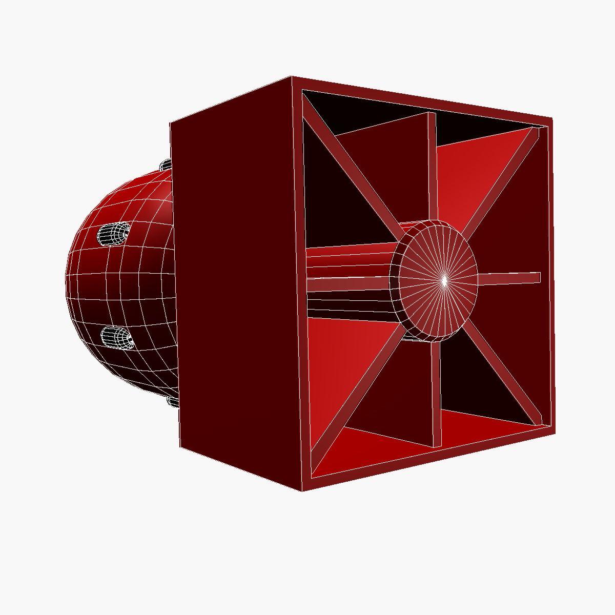 bomb with fatboy scheme 3d model 3ds dxf fbx blend cob dae x obj 162699