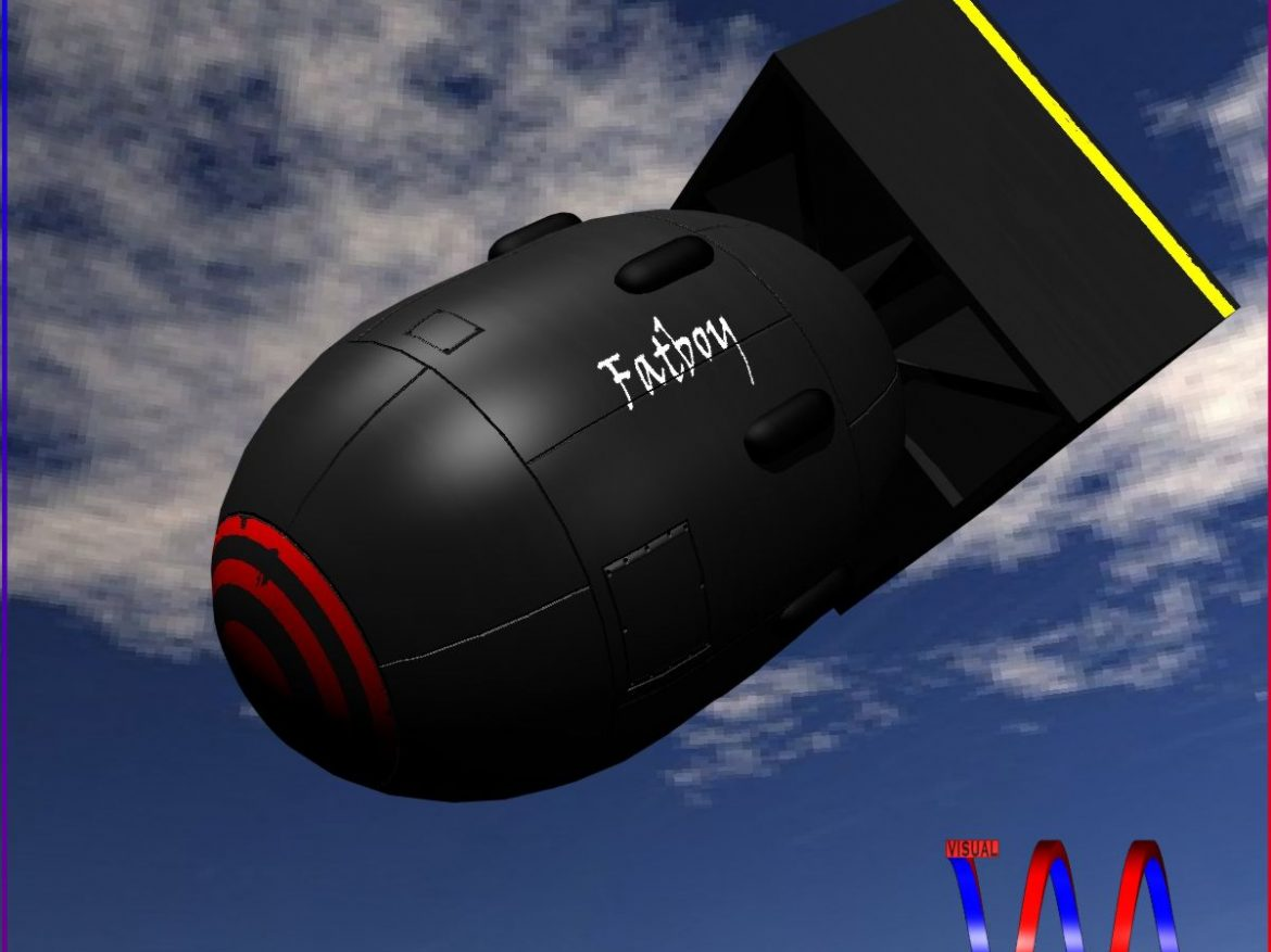 Bomb with Fatboy scheme ( 112.45KB jpg by VisualMotion )