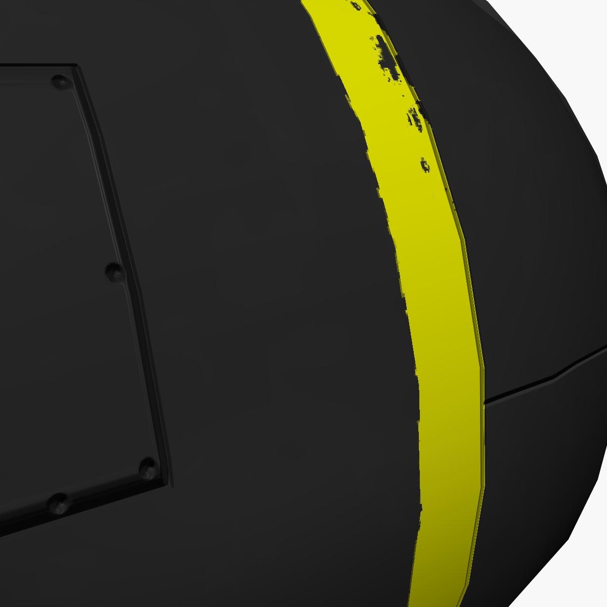 Bomb, Jolly Roger scheme 3d model 3ds dxf fbx blend cob dae X obj 162671
