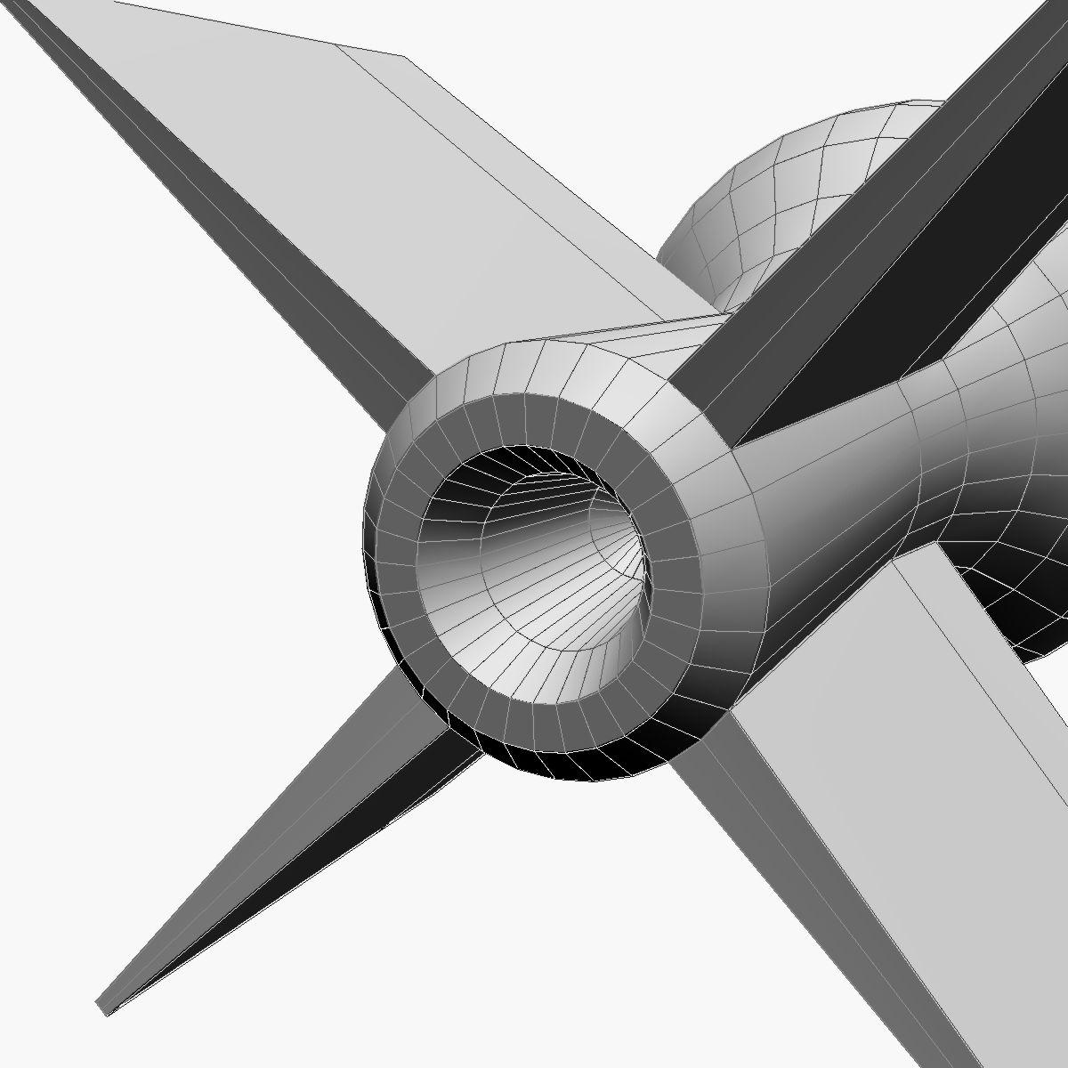 Bomb, Jolly Roger scheme 3d model 3ds dxf fbx blend cob dae X obj 162676