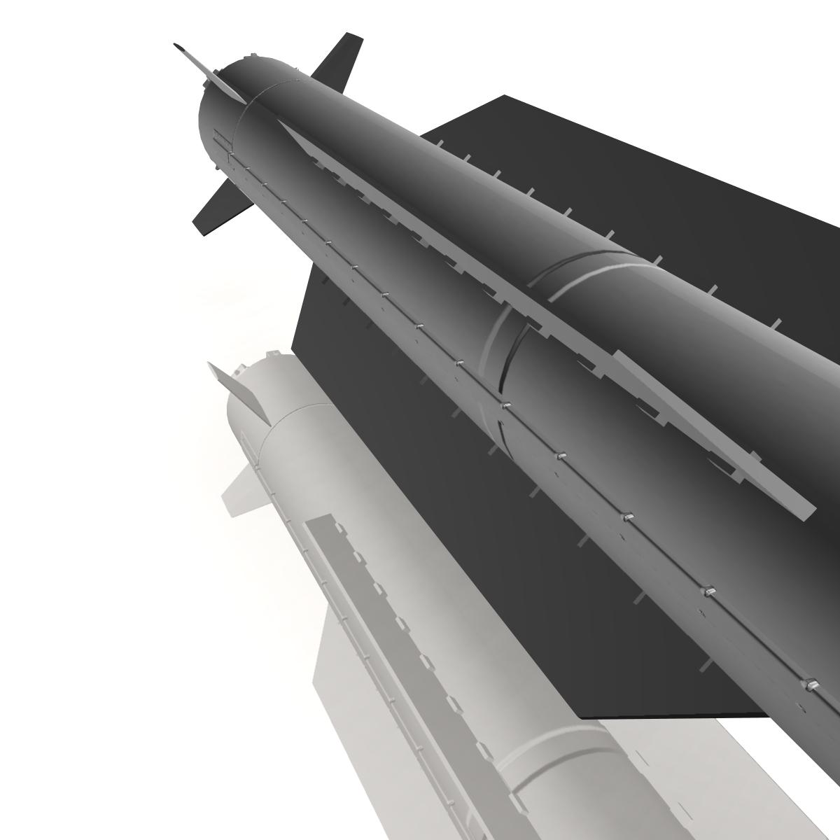 БНХАУ-ын С-400 пуужин 3d загвар 3ds dxf cob x obj 157974