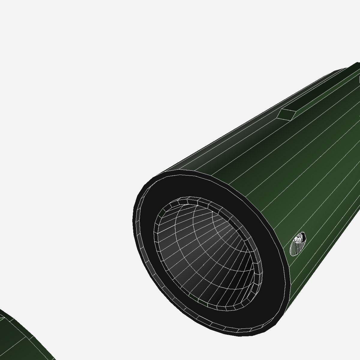 dprk kn-08 no dong-c пуужин 3d загвар 3ds dxf cob x obj 151630